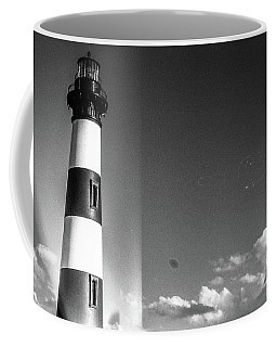 Coffee Mug featuring the photograph Bodie Island Lighthouse by David Sutton