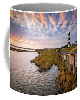 Bodie Island Lighthouse Outer Banks North Carolina Obx Nc Coffee Mug
