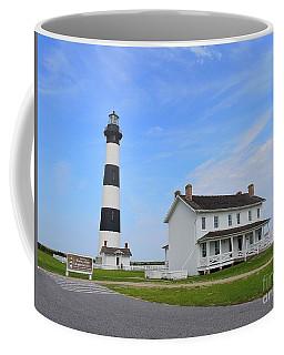Bodie Island Lighthouse Coffee Mug by Shelia Kempf