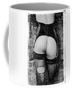 Coffee Mug featuring the photograph Body #3681 by Andrey Godyaykin
