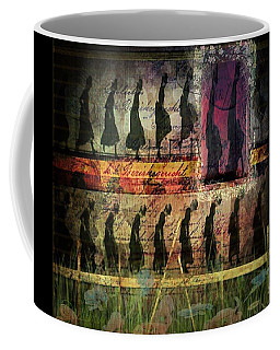 Body In Motion Coffee Mug