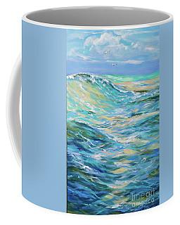 Bodysurfing North Coffee Mug