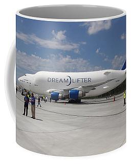 Boeing Dreamlifter 1 Coffee Mug