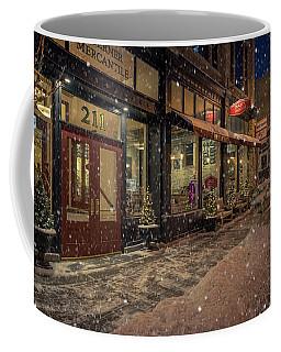 Boerner Mercantile Christmas Coffee Mug