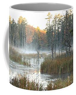 Bog Fog Coffee Mug