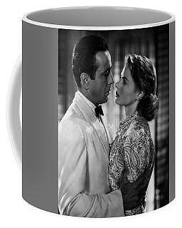 Bogart And Bergman Eternal Coffee Mug