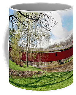 Bogert Covered Bridge Coffee Mug