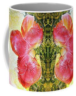 Bogomil Anniversary Flower - Digital Coffee Mug