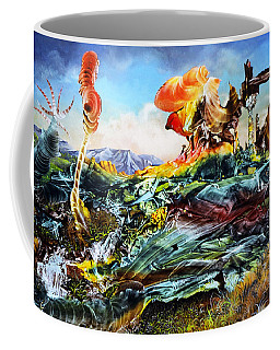 Bogomil Landscape Coffee Mug