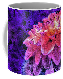 Coffee Mug featuring the mixed media Bohemian Bloom by Susan Maxwell Schmidt