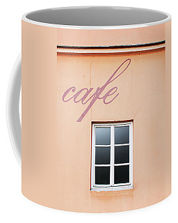 Bohemian Cafe- By Linda Woods Coffee Mug