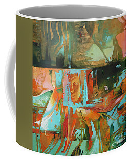 Bohemian Mix Coffee Mug