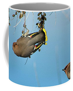 Bohemian Trio Coffee Mug by Kathy Bassett