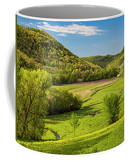 Bohemian Valley Coffee Mug
