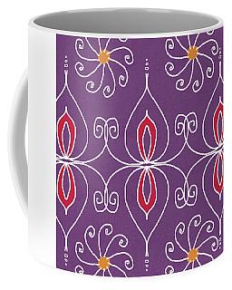 Boho Ornamental 2- Art By Linda Woods Coffee Mug