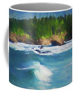 Boiler Bay Blues Coffee Mug