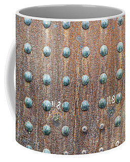 Boiler Rivets Coffee Mug
