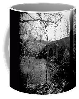 Boiling Springs Bridge And Trees Coffee Mug