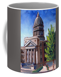 Boise Capitol Building 01 Coffee Mug