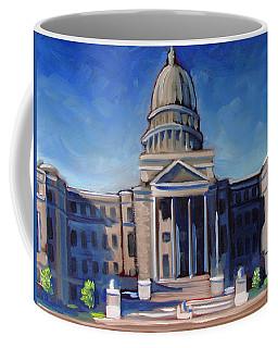 Boise Capitol Building 02 Coffee Mug