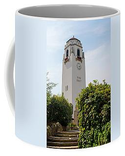 Boise Depot Tower Coffee Mug