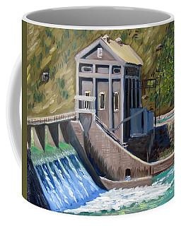 Boise Diversion Dam Coffee Mug