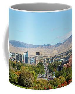Boise Skyline Coffee Mug
