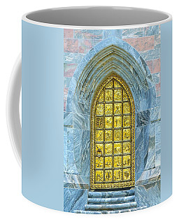 Bok Tower Entrance  Coffee Mug