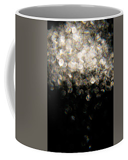 Coffee Mug featuring the photograph Bokeh Cloud by Greg Collins