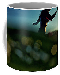Bokeh Coffee Mug