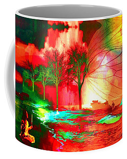 Bold And Beautiful Fantasy Coffee Mug