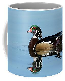 Bold Colors Coffee Mug by Fraida Gutovich