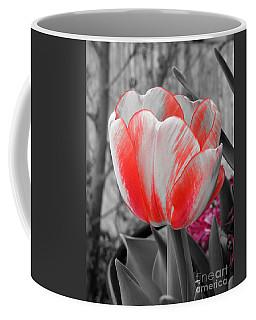 Bold Tulip Coffee Mug