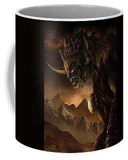 Bolg The Goblin King Coffee Mug
