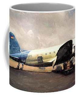 Bolivian Air Coffee Mug by Michael Cleere
