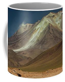 Bolivian Highland Coffee Mug by Gabor Pozsgai