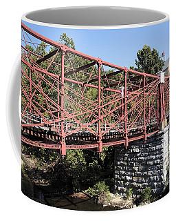 Bollman Truss Bridge At Savage In Maryland Coffee Mug