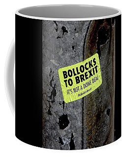Bollocks To Brexit Coffee Mug