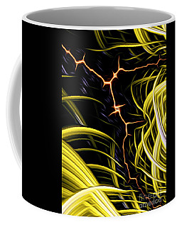 Bolt Through Coffee Mug