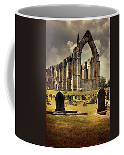 Bolton Abbey In The Uk Coffee Mug