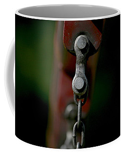 Coffee Mug featuring the photograph Bolts by Cathy Harper