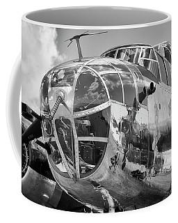 Bomber's Eye View Coffee Mug