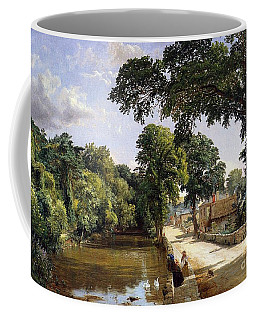 Bonchurch Isle Of Wight Coffee Mug
