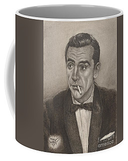 Bond From Dr. No Coffee Mug