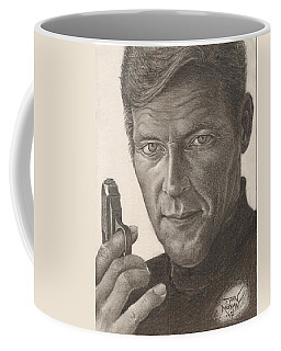Bond Portrait Coffee Mug