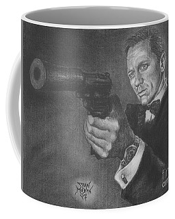 Bond Portrait Number 3 Coffee Mug