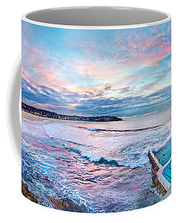 Bondi Beach Icebergs Coffee Mug