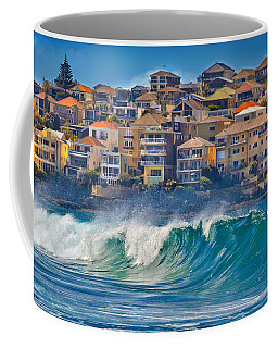 Bondi Waves Coffee Mug
