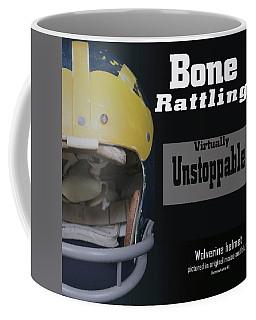 Bone Rattling Virtually Unstoppable Coffee Mug