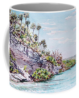 Bonefish Creek Watercolour Study Coffee Mug